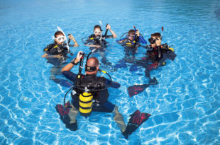 Обучение Дайвингу: Курс Open Water Diver