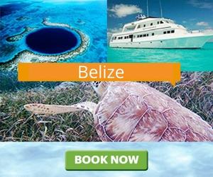 Дайв-сафари Belize