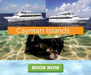Дайв-сафари Cayman Islands