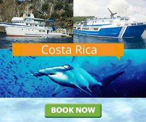 Дайв-сафари Costa Rica