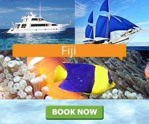 Дайв-сафари Fiji