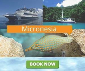 Дайв-сафари Micronesia
