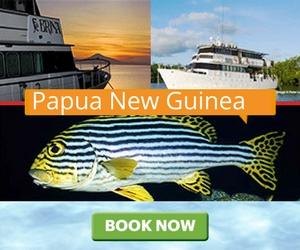 Дайв-сафари Papua New Guinea