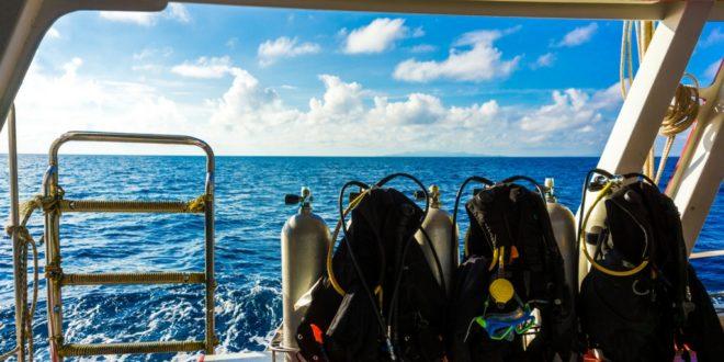 Подводное снаряжение : Что и когда покупать ?
