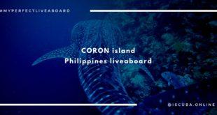 Coron island Philippine Liveaboard