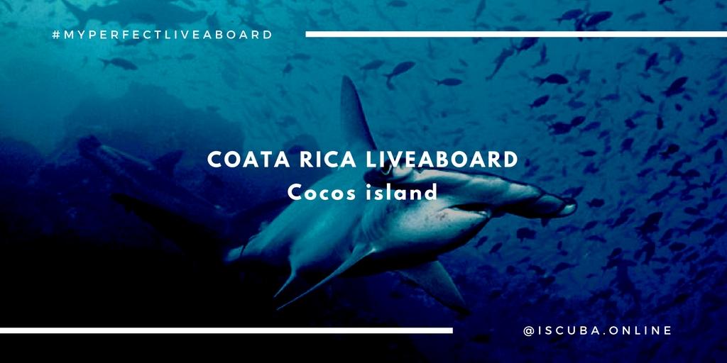 Cocos island liveaboard Costa Rica