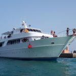 Сафарийная яхта SUN LIFHT