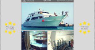 Сафарийная яхта SUNLIGHT