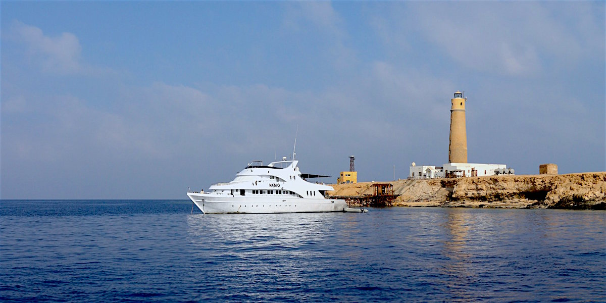 Big Brother Island [Red Sea, Egypt]