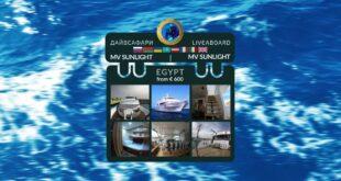 EGYPT. MV SUNLIGHT