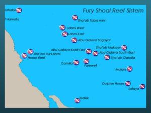 Рифовая система Фьюри Шоал